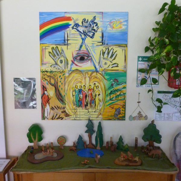 Unser Jahreszeitentisch