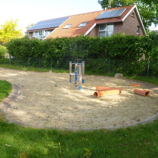 Unser Sandlabor